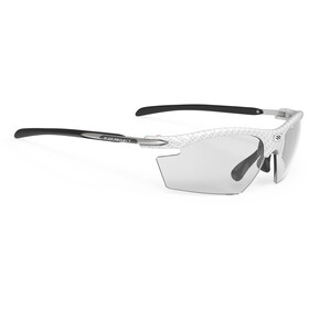 Rudy Project Rydon Cykelbriller, white carbonium - impactx photochromic 2 black